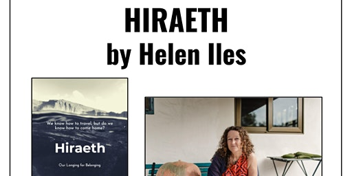 Author talk: Hiraeth by Helen Iles