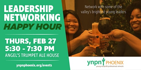 Leadership Networking Happy Hour with YNPN Phoenix tickets