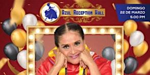 La India Edelmira con su show comico musical