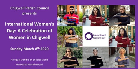 International Women's Day: Celebration of Women in Chigwell tickets