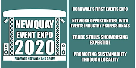 Newquay Event EXPO tickets