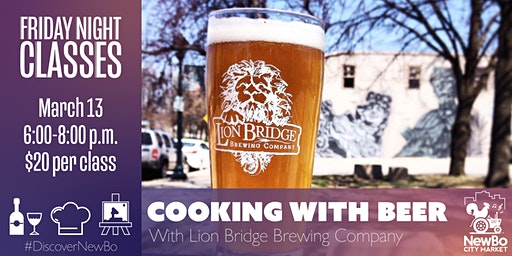 Friday Class: Cooking with Beer