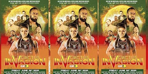 CACTUS INVASION