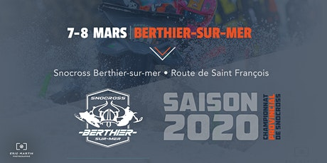 Snocross Berthier-sur-Mer billets