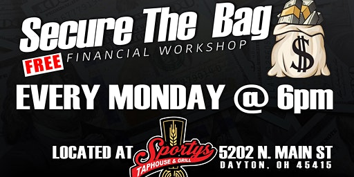 Money Mondays with Secure the Bag