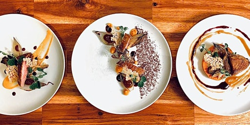 The Art of Plating Cooking Class