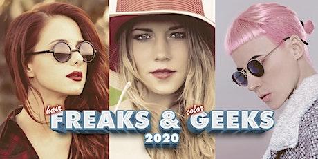Hair Freaks & Color Geeks [LIVE STREAM] tickets