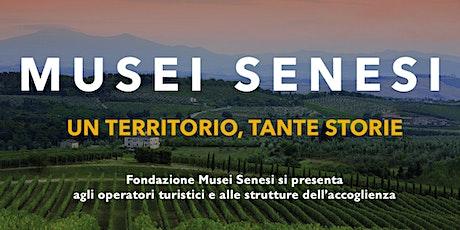 Fondazione Musei Senesi si presenta agli operatori turistici del territorio biglietti