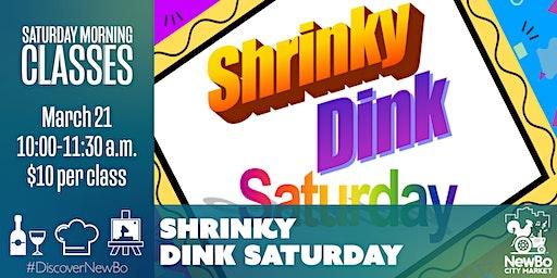 Shrinky Dink Saturday