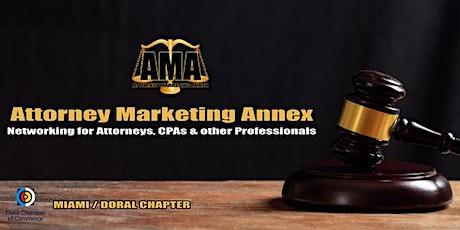 Attorney Marketing Annex Breakfast Network tickets