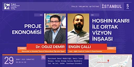 PMI TR İstanbul Üyelik Toplantısı Aktivitesi 2020