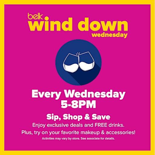 Wind Down Wednesdays
