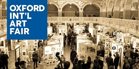Oxford International Art Fair Sunday 29th November 2020 Ticket  tickets