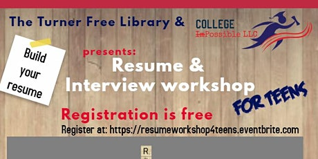 Resume and Interview Workshop tickets