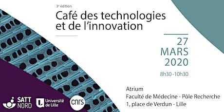 Café des technologies et de l'innovation billets
