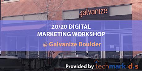 20/20 Digital Marketing Workshop by TechMark D.S [February Edition] tickets