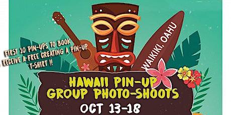 Hawaii PinUp Photoshoots tickets