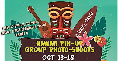 Hawaii PinUp Photoshoots
