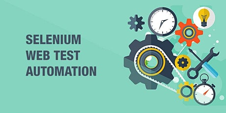 Selenium Test Automation With Java tickets