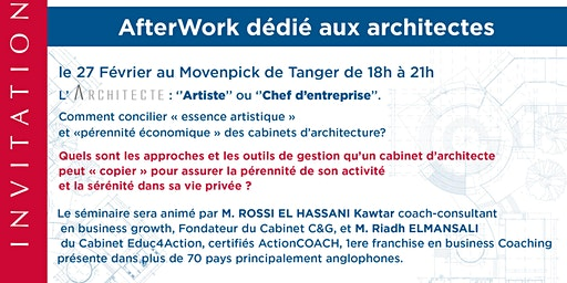 AfterWork Architectes