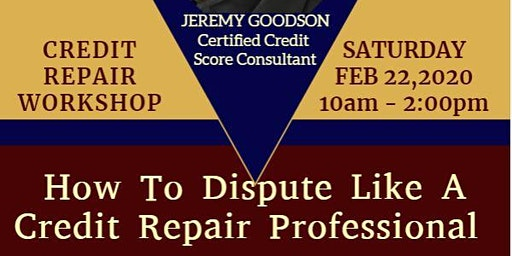Credit Repair Workshop @ Love Alive Church