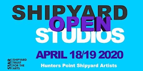 Shipyard Open Studios - Art on the Edge tickets