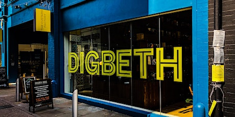 Digbeth Social Enterprise Quarter Walk tickets