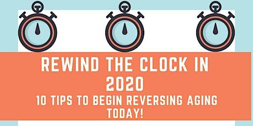 Rewind the Clock in February!