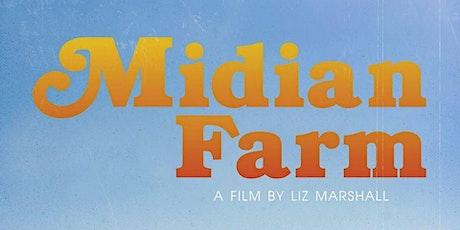 Midian Farm Film Screening & Benefit Concert tickets