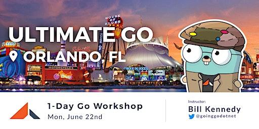 1-Day Ultimate Go Service Workshop (Orlando, FL June 22, 2020)