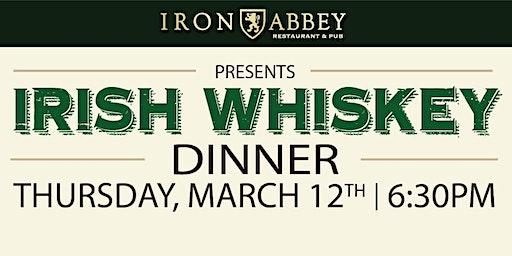 Irish Whiskey Dinner