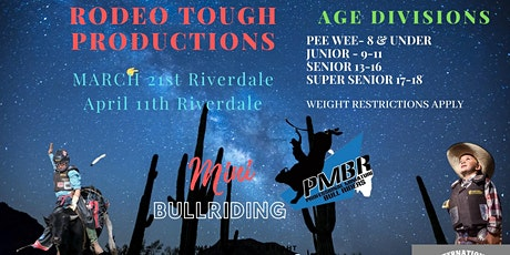 Mini Bull Riding Event #1 Riverdale tickets