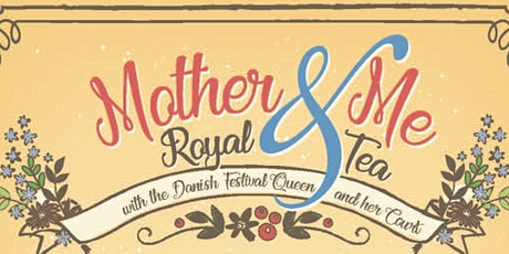 Mother and Me Royal Tea tickets