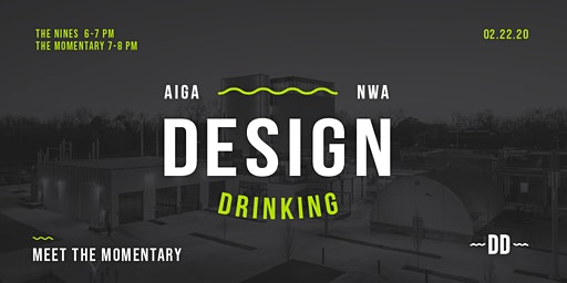 Design Drinking: Meet the Momentary