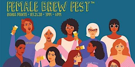 FemAle Brew Fest 2020 tickets