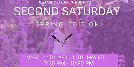 Second Saturday: Spring Edition tickets