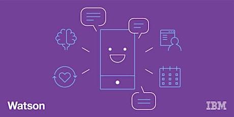 Construisez votre assistant virtuel en quelques clics avec Watson Assistant billets