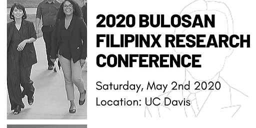 2020 Bulosan Center Filipinx Studies Research Conference