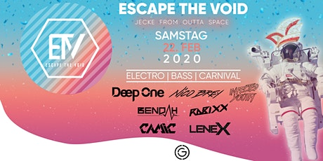 ESCAPE THE VOID • JECKE FROM OUTTA SPACE • PLUS HIPHOP FLOOR Tickets