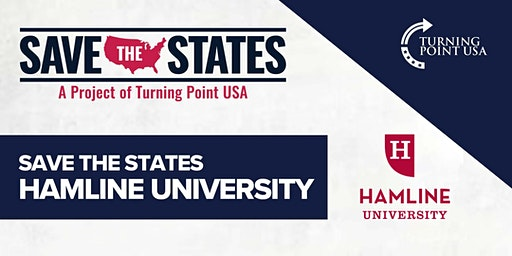 Save The States A Project of TPUSA