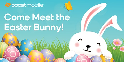 Come Meet the Easter Bunny!