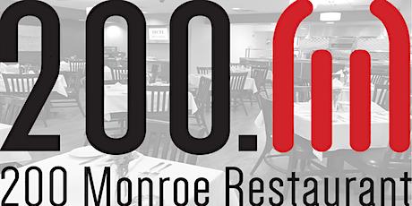 200 Monroe Restaurant tickets