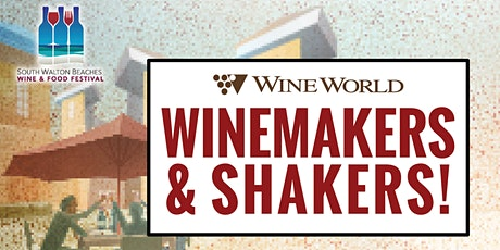 Winemakers & Shakers tickets