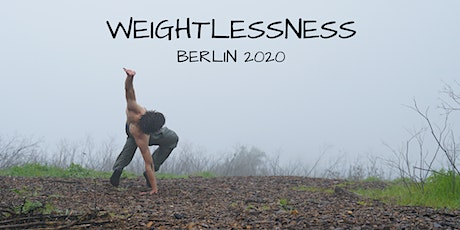 Weightlessness Movement Workshop - for all movers Tickets