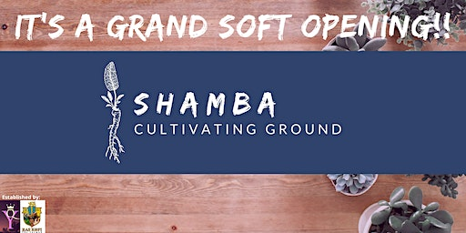 It's A Soft Grand Opening!