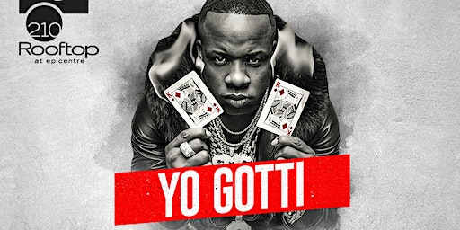 Yo Gotti Friday Night Tournament Party at Rooftop 210 at Epicentre