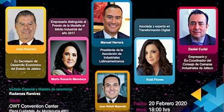 CETIC Jalisco Toma de Protesta boletos