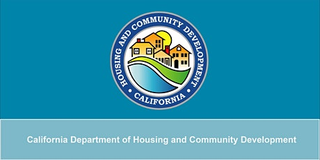 Napa County-Disaster Recovery Public Meeting-CDBG Mitigation Program tickets
