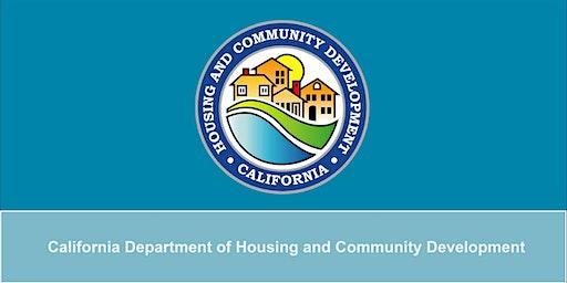 Napa County-Disaster Recovery Public Meeting-CDBG Mitigation Program