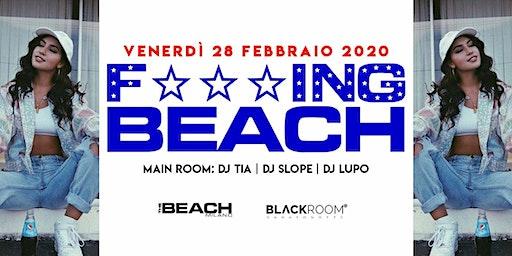 F***ing Beach - Friday 28th February - Hip Hop & Reggaeton